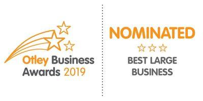 Nominated Otley Business Awards 2019